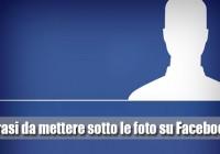 frasi da mettere su facebook sulla vita