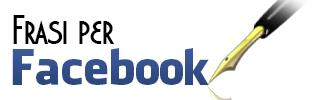 Frasi per Facebook